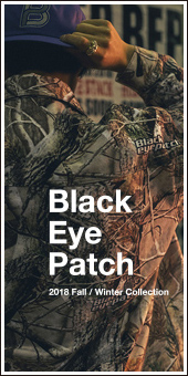 Black Eye Patch 2018A/W Collection