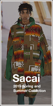 Sacai 2019S/S Collection