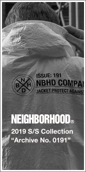 Neighborhood 2019S/S Collection