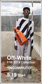 OFF-WHITE 2019 Fall / Winter Collection