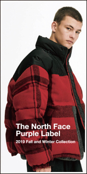 The North Face Purple Label 2019A/W Collection