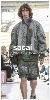 sacai 2020S/S Collection