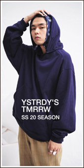 YSTRDY'S TMRRW 2020S/S Collection