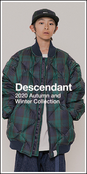 Descencant 2020 Autumn and Winter Collection