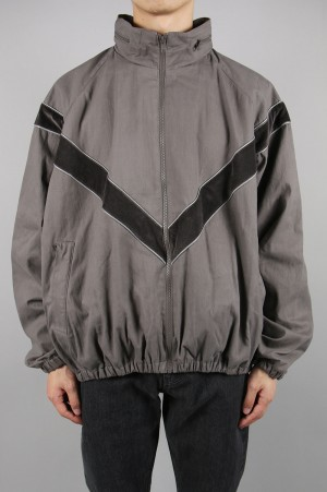 Stand Alone -Men- JACKET -GRAY (STD9312JP03)