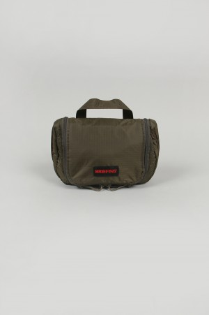 Briefing TRIP POUCH  - OLIVE (BRA201A33)