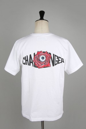 Challenger 10TH ROSE LOGO TEE (CLG-TS 019-045)
