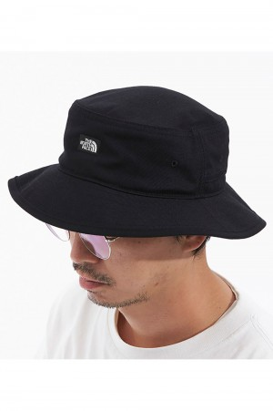 The North Face Purple Label - Men - Cotton Twill Field Hat - Black (NN8000N)