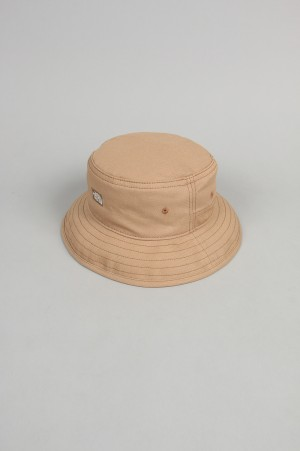 The North Face Purple Label - Men - Cotton Twill Field Hat - Tan (NN8000N)