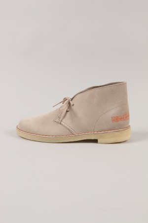 Unused -Men- Unused x Clarks -SAND- (UH0504)
