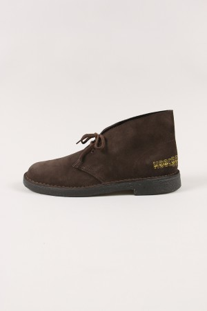 Unused -Men- Unused x Clarks -BROWN- (UH0504)