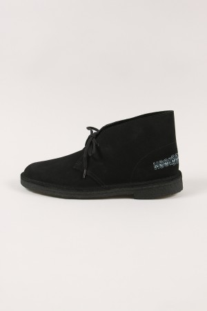 Unused -Men- Unused x Clarks -BLACK- (UH0504)
