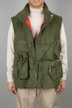 Readymade TACTICAL VEST (RE-CO-KH-00-00-85-2)size2
