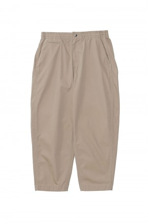 The North Face Purple Label - Men - Ripstop Shirred Waist Pants - Beige (NT5951N)