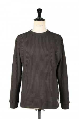 Standard California SD WAFFLE THERMAL LS -BLACK