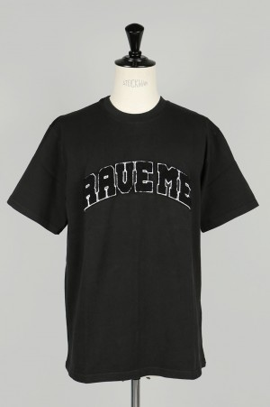 Misbhv RAVE ME Tee Washed Black(SS18-201)