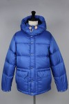 The North Face Purple Label -Men- Polyester Ripstop Sierra Parka - ROYAL BLUE (ND2869N)
