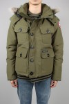 【Japan Exclusive】RUSSELL PARKA - MILITARY GREEN (2301JM)