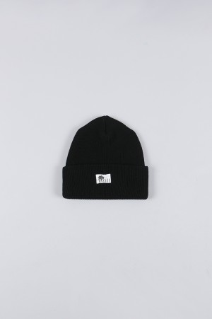 Masses KNIT CAP / BLACK