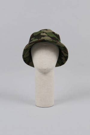 Masses WOOL FIELD HAT