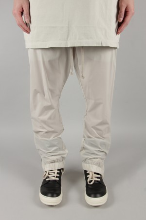 Rick Owens TRACK PANTS/OYSTER(RU19S2388)