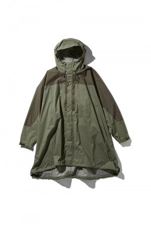 The North Face - Men - Taguan Poncho - NEWTAUPE (NP11931)