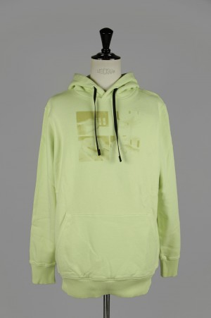 1017 ALYX 9SM COLLISION HOODIE / YELLOW (AAMSW0014A131)