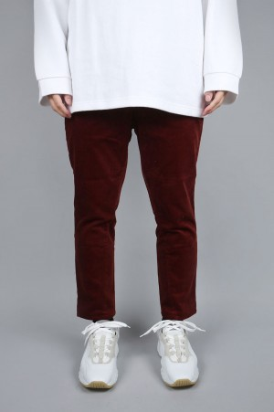 Maison Eureka -Men- CORDUROY PANTS(122)