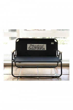 Standard California SD FOLDING CHAIR TWO-SEATER
