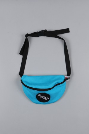 The Duct Tape Years FANNY PACK/TURQUOISE