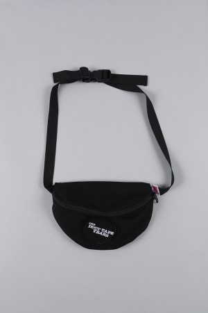 The Duct Tape Years FANNY PACK/BLACK