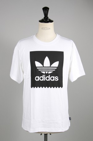 adidas Originals - Men - SOLID BB T -WHITE (EC7363)