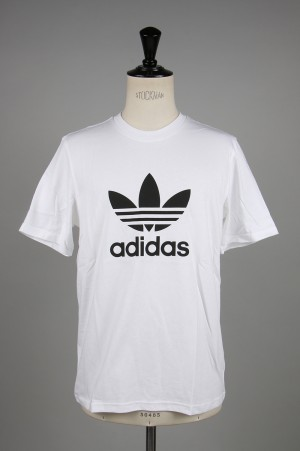 adidas Originals - Men - TREFOIL TEE -WHITE (CW0710)