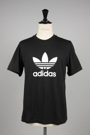 adidas Originals - Men - TREFOIL TEE -BLACK (CW0709)