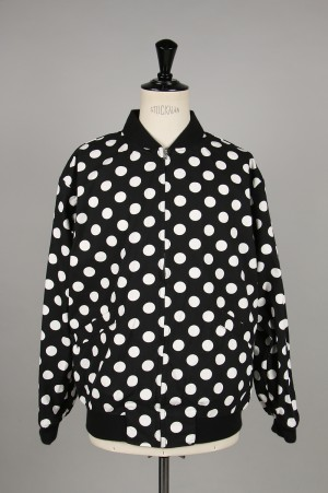 Masses POLKA DOT RIB JKT