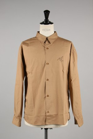 Masses PLAIN SHIRT / KHAKI