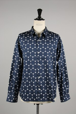 Masses DOT SHIRT L / NAVY