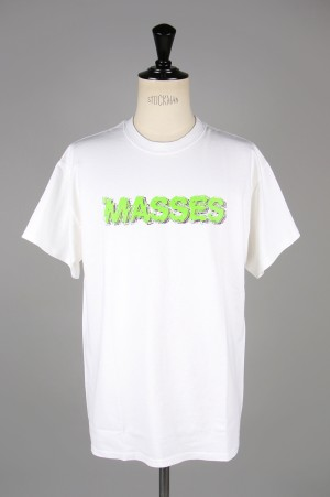 Masses T-SHIRT NA / WHITE