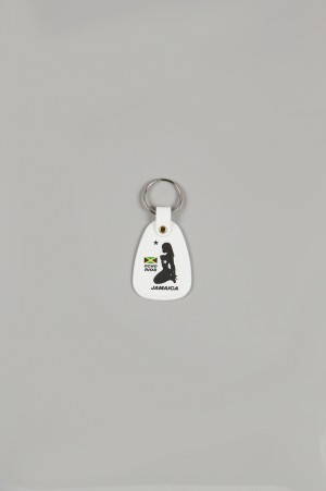 Richardson Shades Keychain / WHITE(SS19010)