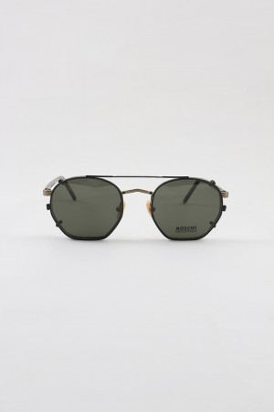 Moscot - Men - LIEB - ANTIQUE GOLD / TORTOISE