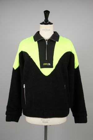 Misbhv EUROPA Fleece Half-Zip(119M072)