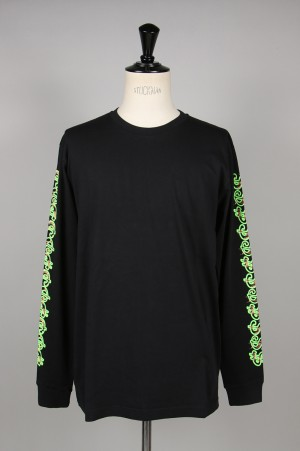 SSS World Corp Fire Dollar Fire Long Sleeve Tee(LSTEE1)
