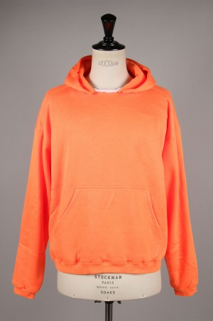YSTRDY'S TMRRW DOUBLE FACE NEON BAGGY PARKA - ORANGE - (YT-C0503)