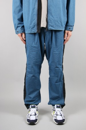 The North Face Purple Label - Men - Mountain Field Pants - INDIGO (NP5954N)