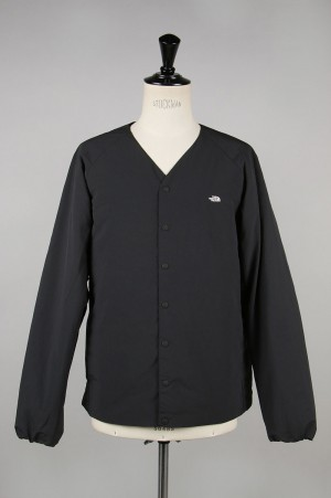 The North Face Purple Label - Men - Down Cardigan - BLACK (ND2958N)