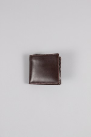 Whitehouse Cox NOTECASE WITH COIN CASE - HAVANA (S-7532)
