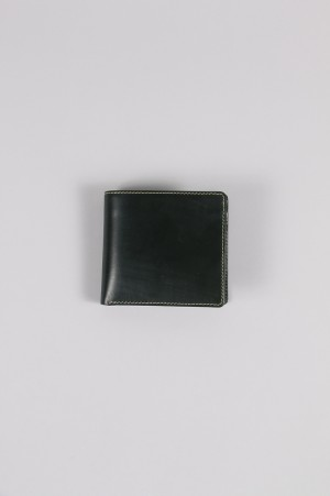 Whitehouse Cox NOTECASE WITH COIN CASE -  GREEN (S-7532)