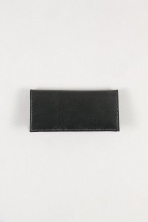 Whitehouse Cox LONG WALLET - NAVY (S-9697)