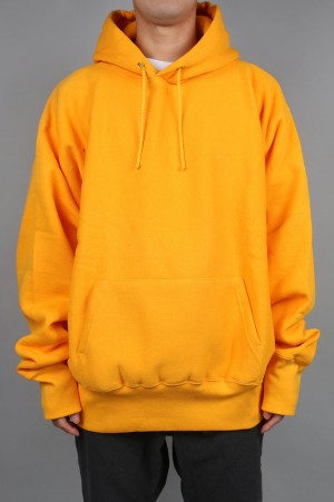Camber #232 CROSS-KNIT PULLOVER HOODED - GOLD (700059376)