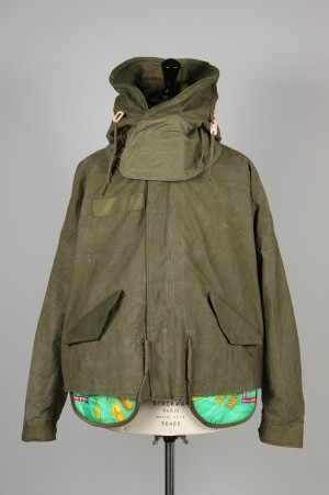 Readymade CUT FISHTAIL PARKA (RE-CO-KH-00-00-20-3) size2